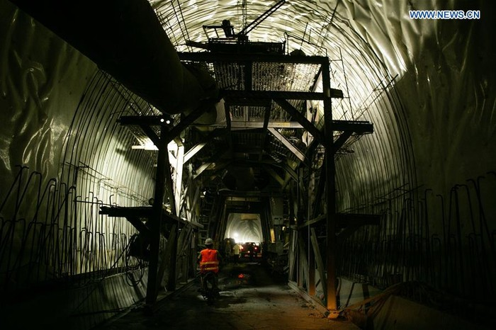 Proyek Kereta China-Laos