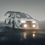 Ini Desain Toyota Corolla Versi Gazoo Racing