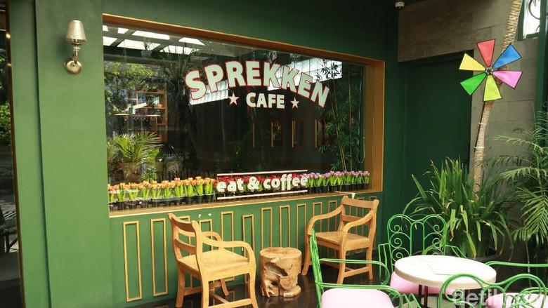 Sprekken Cafe Bandung