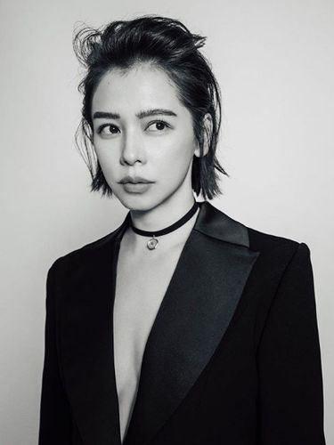 Aktris dan penyanyi Taiwan Vivian Hsu.