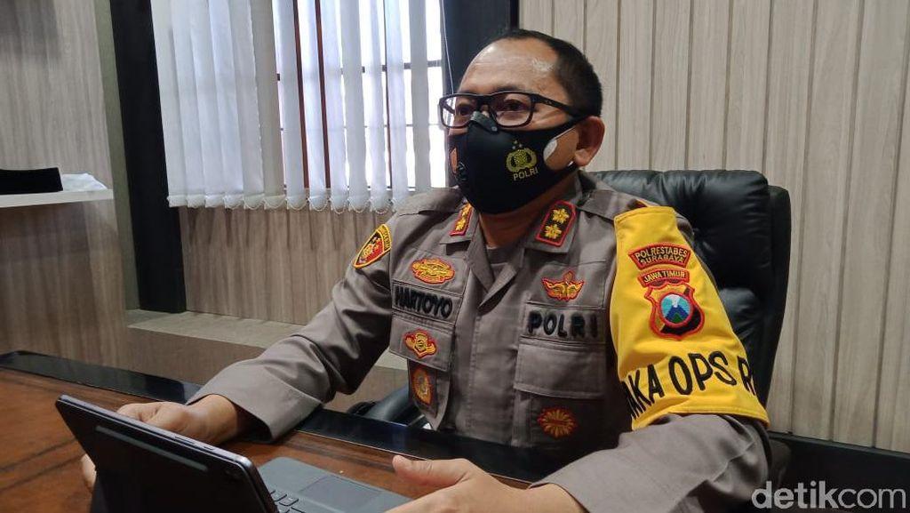 33 Tempat Hiburan Malam yang Nekat Buka Selama PPKM di Surabaya Ditindak