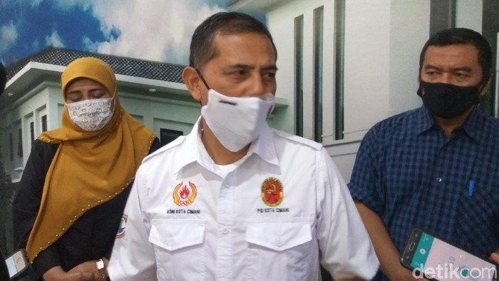 Wali Kota Cimahi Ajay Priatna