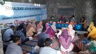 BKKBN Gelar Sosialisasi Advokasi dan KIE Emak-emak di Banyuwangi