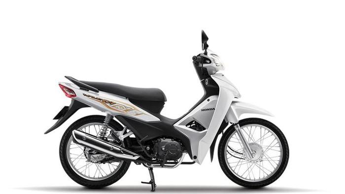 Honda Wave Alpha (Revo) di tahun 2020