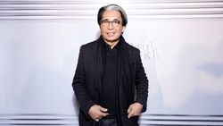 Pendiri Brand Fashion Kenzo Meninggal Dunia