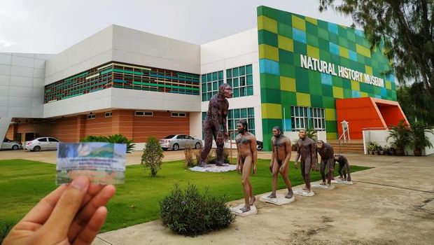 Museum purbakala di Thailand