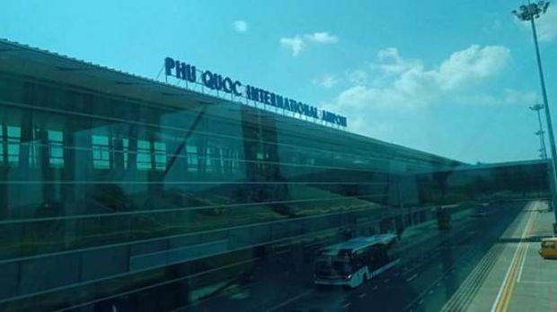 Phu Quoc di Vietnam.