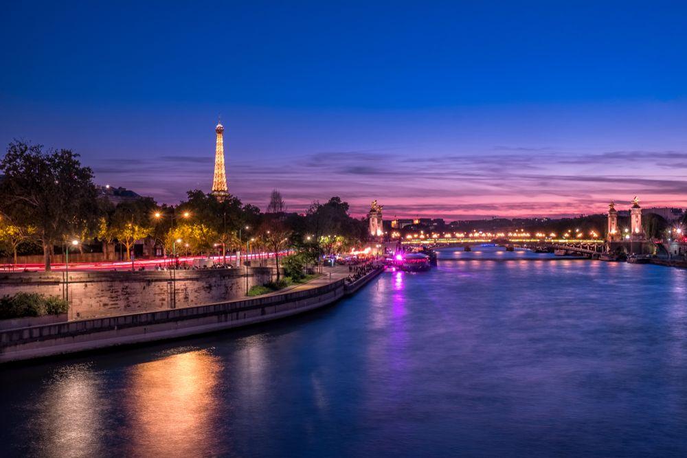 Sisi lain Kota Paris di Prancis