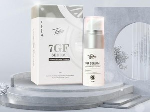 70 Skin 7GF Serum, Skincare Pertama yang Mengandung 7 Growth Factor