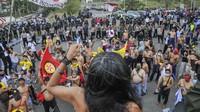 Buruh Mau Mogok Lagi, Pengusaha: Jangan Maksa Orang Ikut!