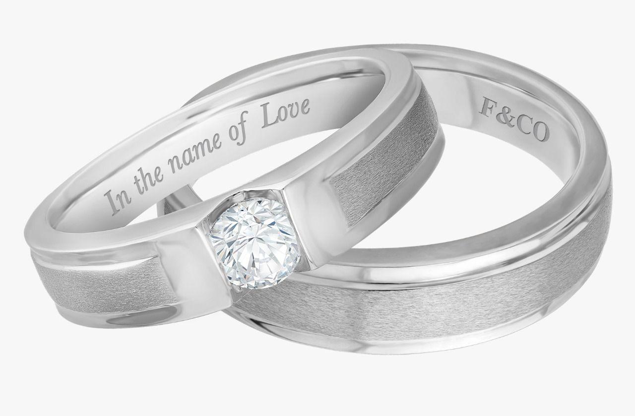 Cincin berlian Frank & Co
