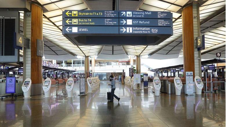 Covid-19: Walau berstatus terbaik di dunia, Bandara Changi Singapura kini hadapi masa-masa mengerikan