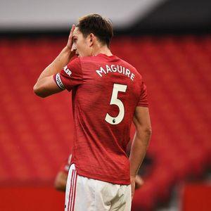 PSG Vs MU: Maguire Dipastikan Absen, Kenapa?