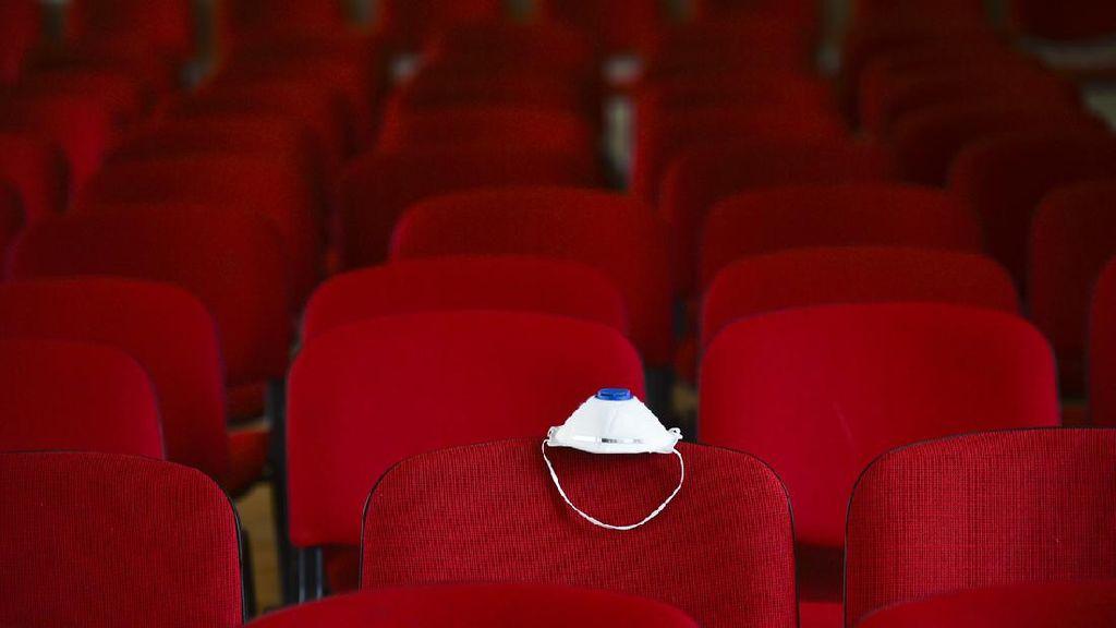 Bioskop Masih Boleh Buka Saat PSBB Ketat Jakarta, Kapasitas Jadi 25 Persen