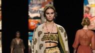 Ini 15 Koleksi Terbaru Dior di Paris Fashion Week, Kain Endek Bali Ikut Eksis