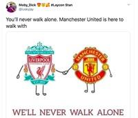 Meme MU Liverpool