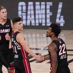 Final NBA 2020: Heat Kalahkan Lakers 115-104 di Gim Ketiga