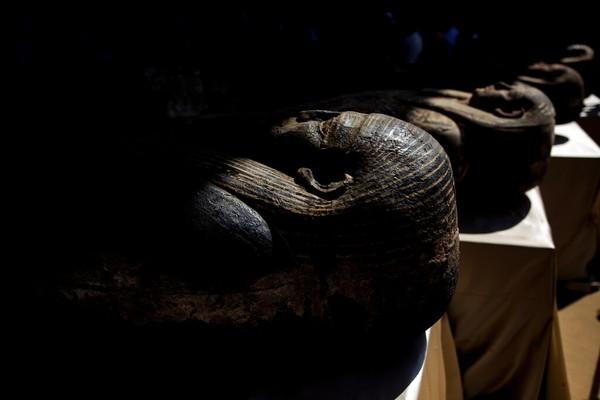 Publikasi serangkaian penemuan arkeologi yang dilakukan Mesir ini merupakan upaya menghidupkan kembali sektor pariwisata utamanya.