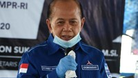 Darmizal Ancam Bongkar Dosa Politik, PD: Kalau Mau Buka Silakan!