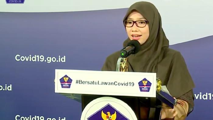 Tim Pakar Satgas COVID-19 dr. Dewi Nur Aisyah