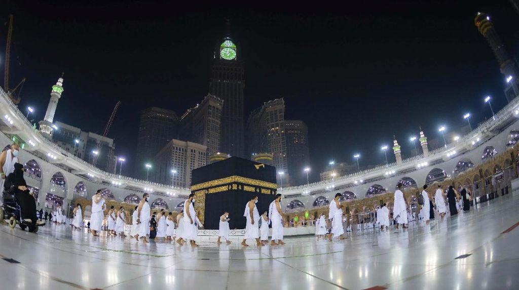 Arab Saudi Bakal Denda Rp 38 Juta Jemaah yang Umroh Tanpa Izin
