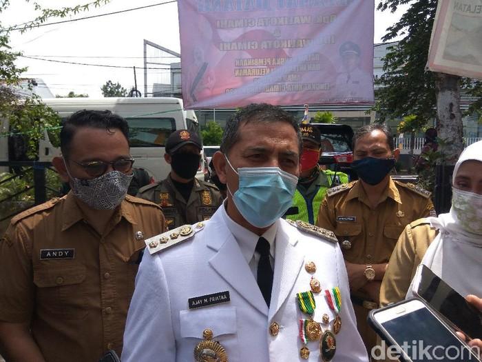 Wali Kota Cimahi Ajay M Priatna