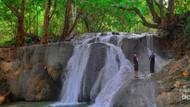 Cantiknya Air Terjun Bente yang Viral di Morowali