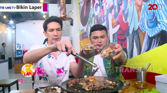 Bikin Laper! Pesta Daging BBQ Korea Cocol Sambal Taichan hingga Matah