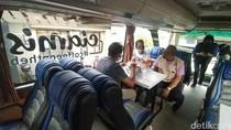 Foto: Wisata Kedai Kopi Bus Ciamis