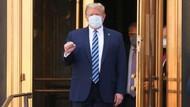 Pulang dari RS, Trump Janji Akan Kembali Berkampanye