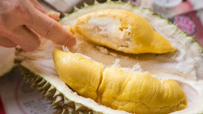 Durian Musang King Diborong China