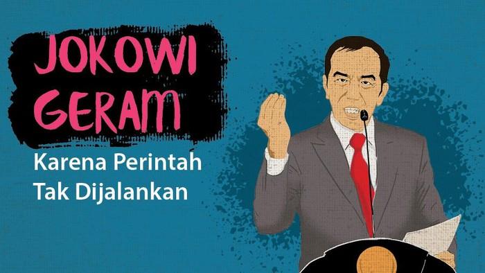 Geramnya Jokowi