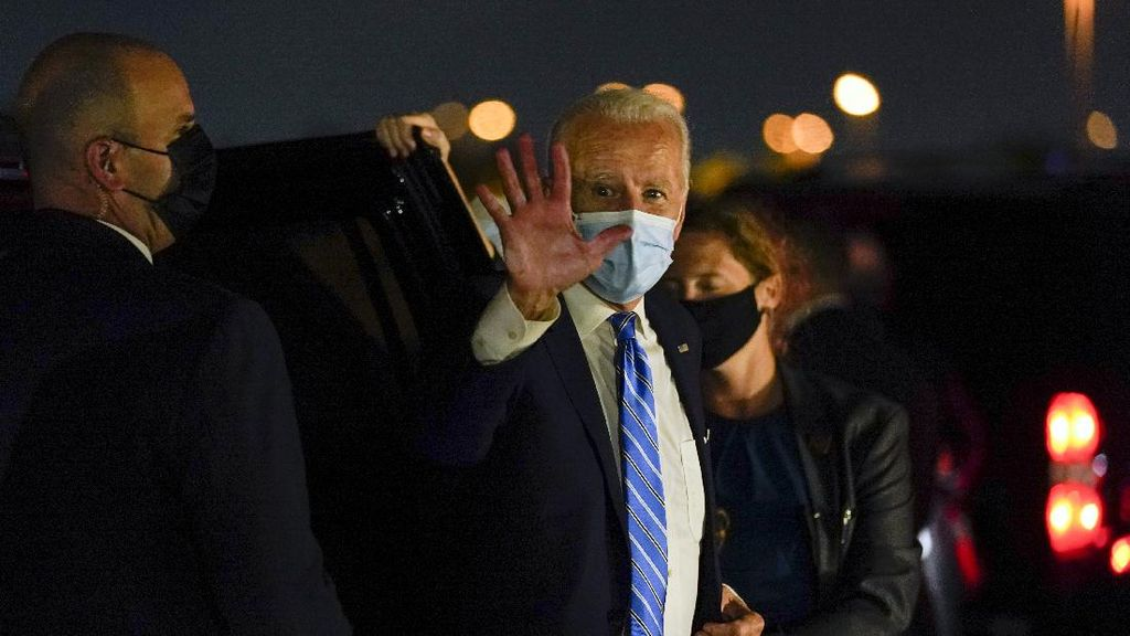 Pria AS Didakwa Atas Ancaman Memukuli Joe Biden hingga Tewas