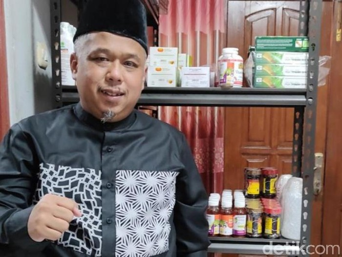Ketua DPW PKS Jawa Timur, Irwan Setiawan