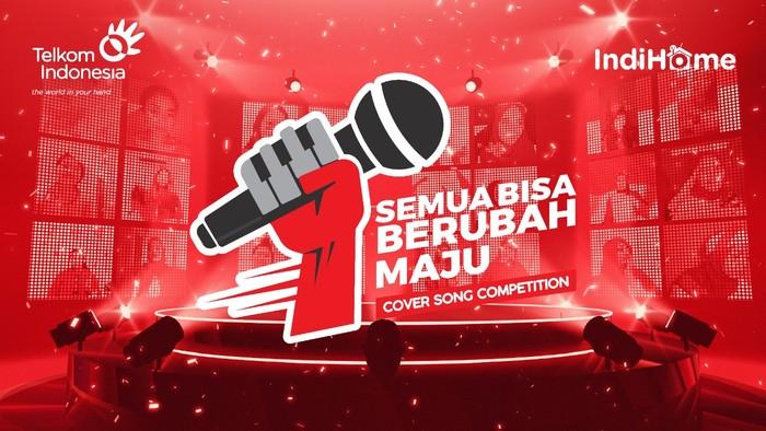 Kompetisi cover lagu dari Telkom