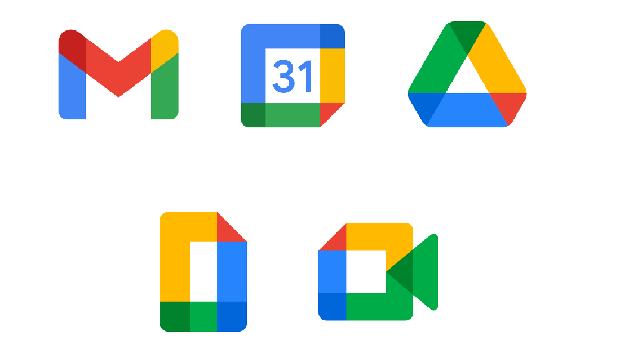 Logo Baru Gmail