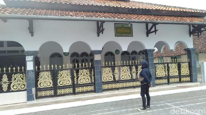 Musala Ashodiqiin, Tegal, lokasi Ruminah diserang orang tak dikenal saat salat, Selasa (6/10/2020).