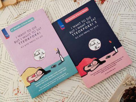Penulis Korea Baek Se Hee yang menulis buku I Want to Die But I Want to Eat Tteokpokki