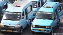 PSBB Diperpanjang, Catat Perubahan Jam Operasional Angkutan Umum di DKI