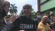 Senyum Semringah Roy Kiyoshi saat Bebas