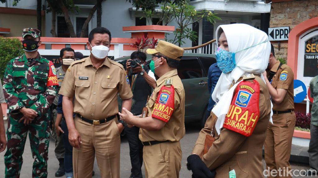 Bandung Zona Merah Corona, Pemkot Evaluasi Sektor Ekonomi yang Direlaksasi