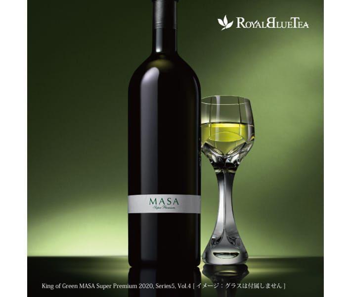 Teh Hijau dalam Botol Wine Ini Dijual Rp 45 Juta
