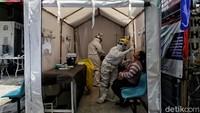 Sebaran Virus Corona Indonesia 30 Oktober: 2.897 Kasus Baru, 612 dari DKI