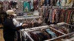Asyik! Pedagang dan Pengunjung Pasar Beringharjo Dapat Masker Gratis