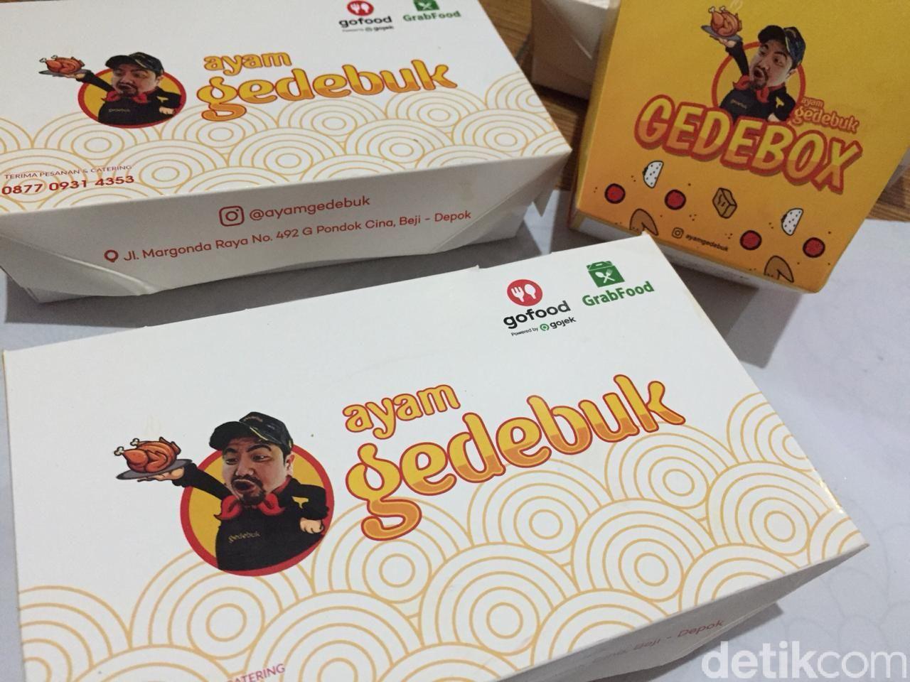 Review Ayam Gedebux Milik Nex Carlos
