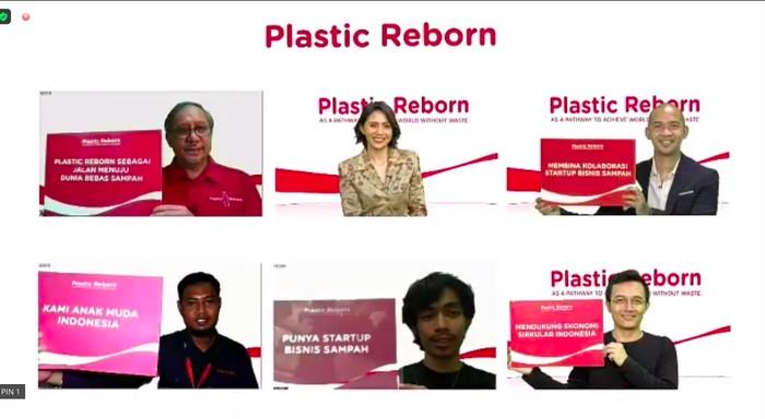 Coca Cola Foundation melalui program Plastic Reborn 2.0 telah menyatukan 3 startup pengelola sampah terpilih dengan memberikan hibah agar bisa berkembang/