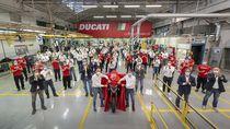 VW Batal Jual Ducati dan Lamborghini