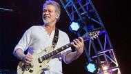 Profil Eddie Van Halen, Sempat Mengalami Ketergantungan Alkohol