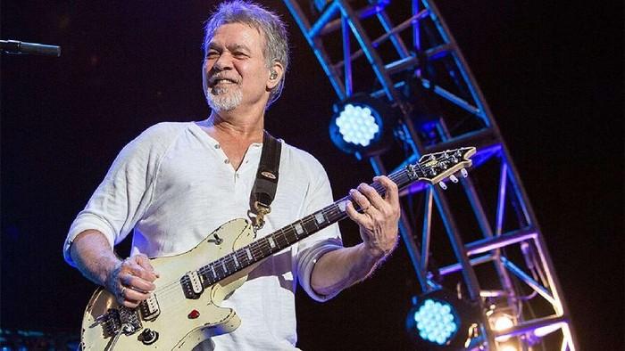 Eddie Van Halen Meninggal