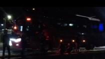 Lima Warga Madiun Tertabrak Mobil dan Bus Sekaligus, Dua Orang Tewas